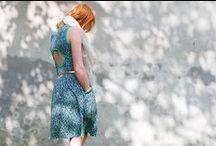 Soleil Dress von Baste + Gather