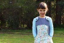 Miss Polly Dress von sewpony vintage