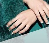 NAIL ART / On point. The hands and nails that inspire Cushnie et Ochs.