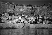 Black & White | Peloponnese