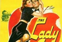 1940's Vintage Movie Posters