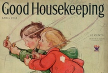 Good Housekeeping Covers / by Sharon Cockrum