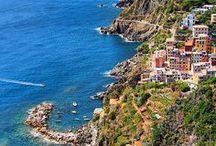 ITALY  - Makes my heart sing! / by Debbie Porpora