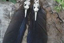 Jewellery by Speaking of Witch Wands / We are always adding to our jewellery range, so please be sure to stop by daily! All jewellery items are designed and created by me...all rights reserved.