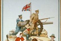 World War I England 100 Year Anniversary