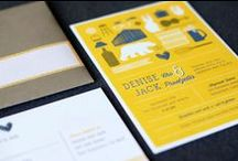 Wedding ♥ Innovative Invitations