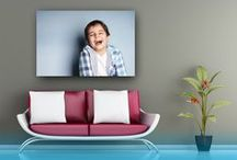 Add Some Flair / Show off your favorite pictures around the home with fun frames and DIY crafts!  Get Gallery Canvas, Metal Prints and Photo Clings from the Photos Unlimited Studios in Walmart Canada.