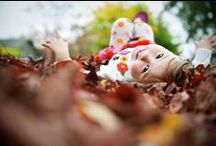 Fall Fotos / Fall in love with your photos this season with fun portrait ideas for the family.