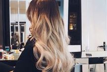 Ombré Blondes / Introducing blonde into your look without going the whole hog!