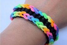 Loom bracelet / Tutorials