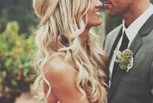 Blonde's Big Day / Wedding inspiration for beautiful blondes