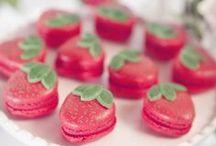 strawberries nomnomnom♥.♥