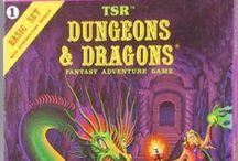 Old School TSR RPG's Rock:Dungeons & Dragons
