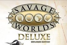 Savage Worlds Roleplaying Game