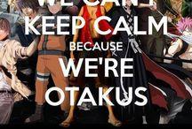 #Otakus!