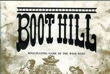 Old School TSR RPG's Rock:Boot Hill