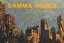 Old School TSR RPG's Rock:Gamma World