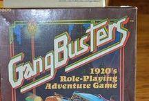 Old School TSR RPG's Rock:Gangbusters