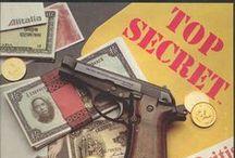 Old School TSR RPG's Rock:Top Secret