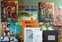 Old School TSR RPG's Rock:Conan