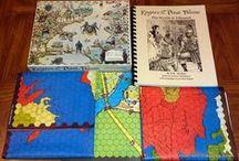 Old School TSR RPG's Rock:Empire of the Petal Throne