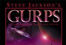 Old School RPG's Rock:GURPS