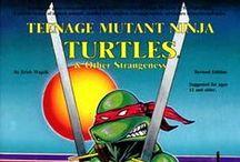 Old School RPG's Rock:Teenage Mutant Ninja Turtles