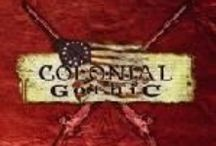 Colinal Gothic Roleplaying Game