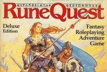 Old School RPG's Rock:Rune Quest