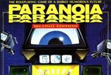 Old School RPG's Rock:Paranoia