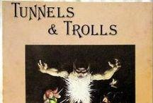 Old School RPG's Rock:Tunnels & Trolls