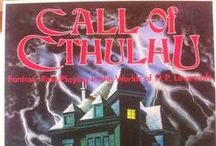 Old School RPG's Rock:Call of Cthulhu