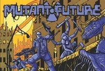 Mutant Future Roleplaying Game
