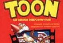 Old School RPG's Rock:Toon