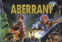 Aberrant Roleplaying Game