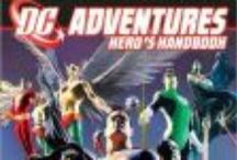 DC Adventures Roleplaying Games