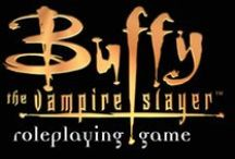 Buffy The Vampire Roleplaying Game
