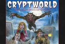 CryptWorld & RotWorld Roleplaying Game