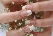 Wedding Nail Art! / Diseños de uñas para bodas o eventos especiales
