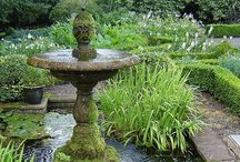 Absolutely gorgeous gardens & topiary's inspirations... / by Curly Lady