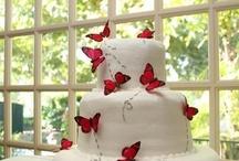 Cake decorating / by Mandy Risino
