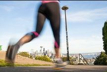 Urban Workouts  / Ideas and inspiration to mix up your next city workout. / by Actively Northwest