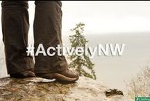 Northwest Happiness / Collective inspiration for those embracing healthy living, PNW style. / by Actively Northwest