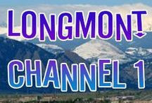 Longmont / Longmont Channel 1 is a web based TV Channel and Newspaper for the Longmont and surrounding area. includes News Music Food Movies Tech and ads. All local all original TV programming See new video and news here