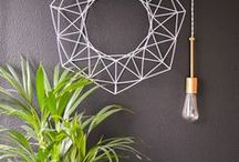 Home DIY Inspiration / Keep an eye out for new customizable DIY kits inspired by these Home DIY projects!
