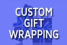 Custom Gift Wrapping