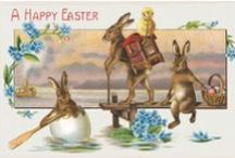 Easter Rabbits / Vintage images of the Easter Rabbit, from our own products and beyond