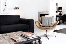 ✕ Living room / interior decor