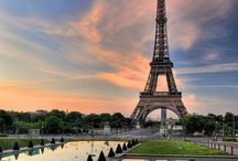 Paris! My dream!! / DEFINITELY GOIN HERE  / by ❤️Averi Nicholson❤️