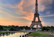 Paris! My dream!! / DEFINITELY GOIN HERE  / by ❤️Averi Nicholson❤️